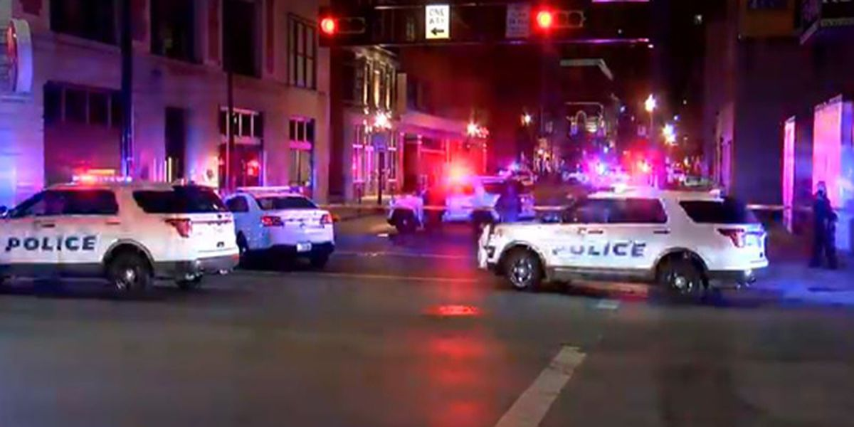 1 dead, 1 critically injured in Downtown shooting