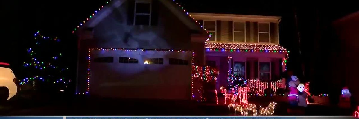 Alexandria resident plans ultimate holiday experience