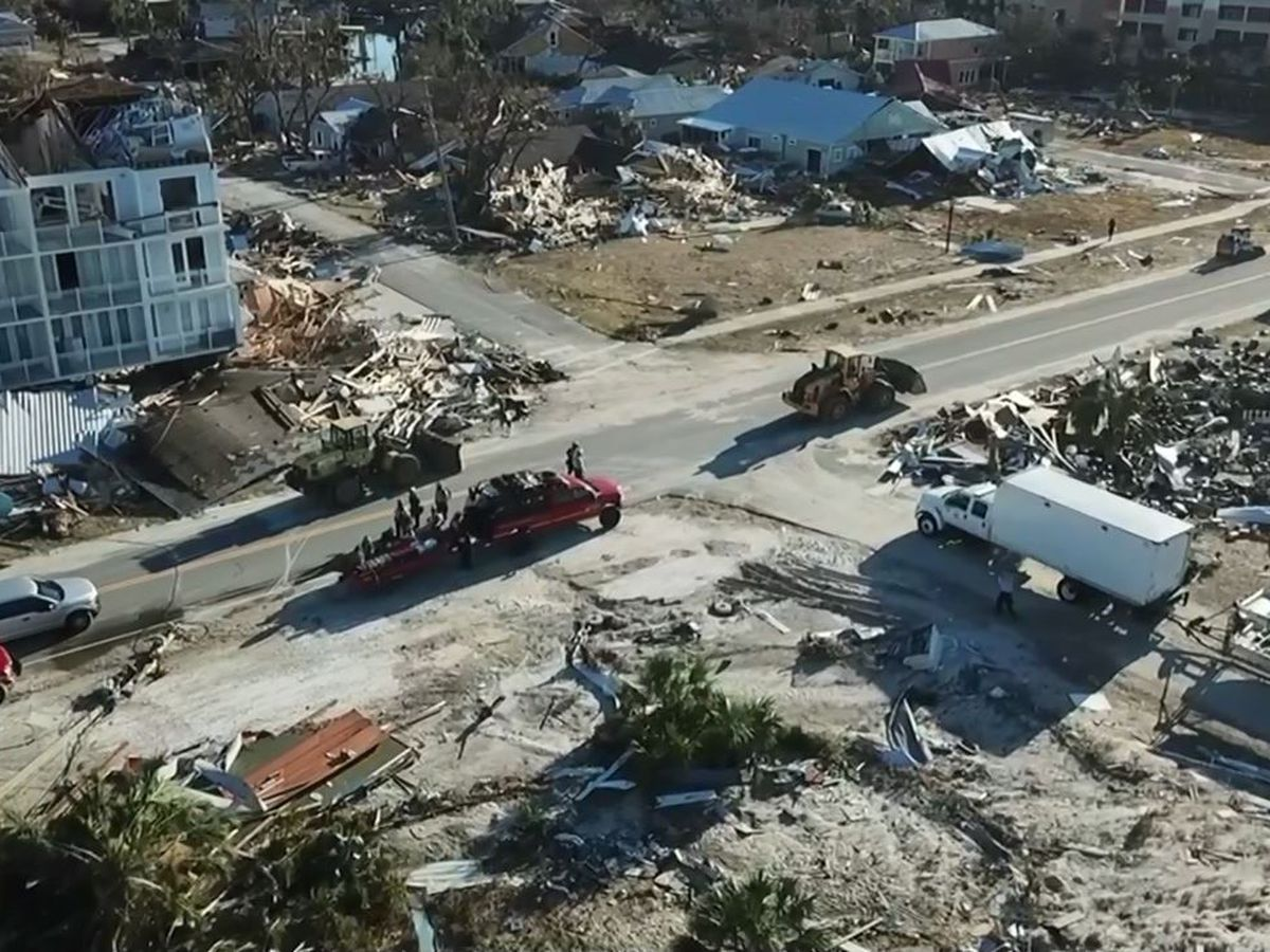 Hurricane Michael telethon: Phones lines are open now
