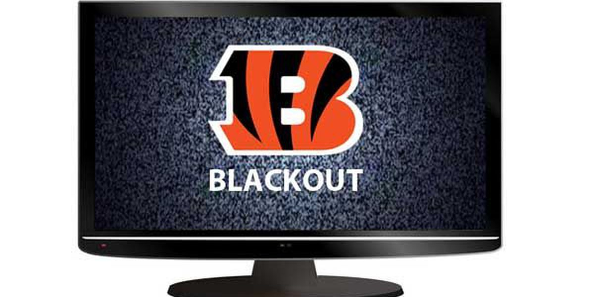 Bengals aim to sell out Panthers game