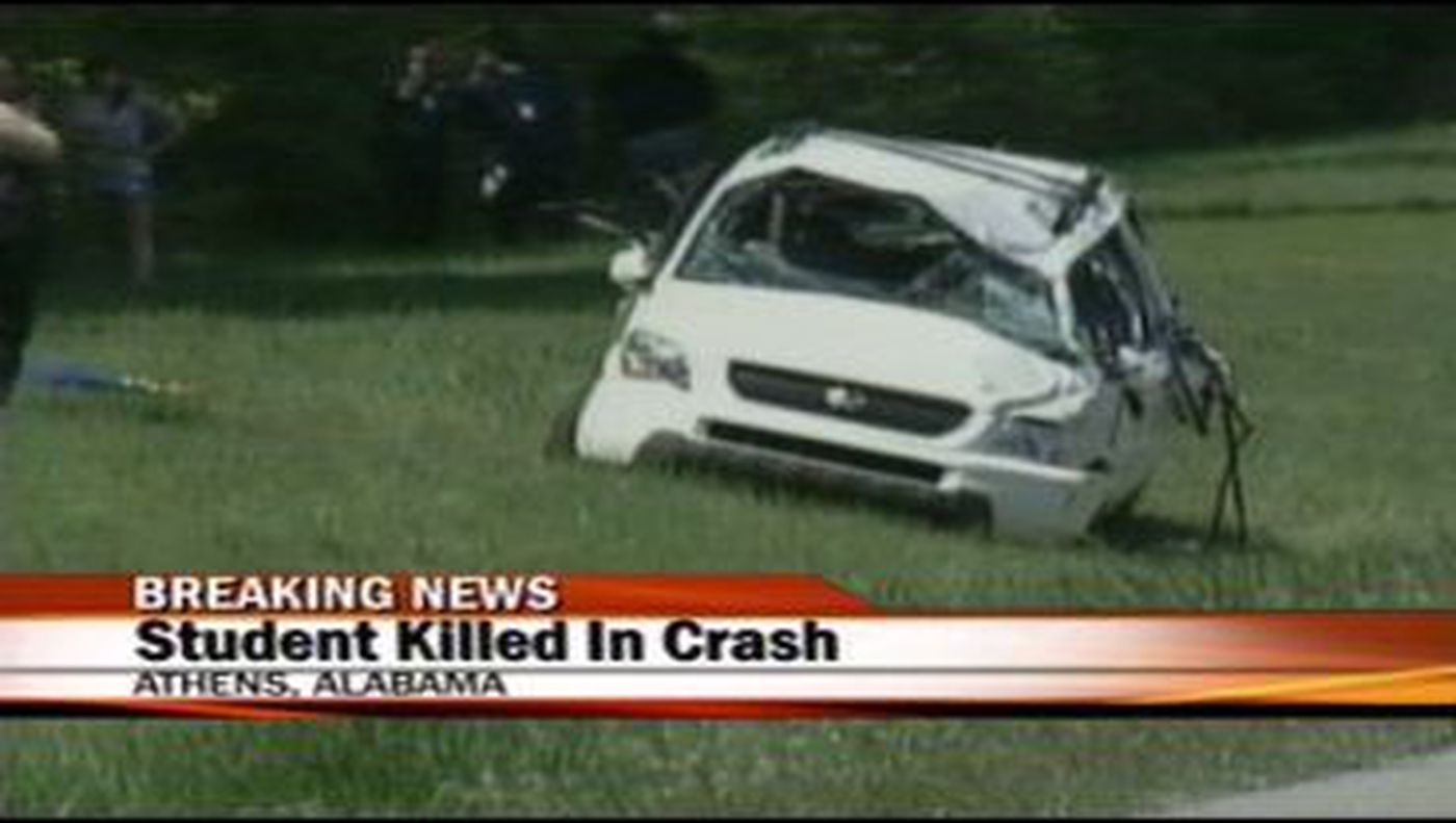 Local high school student killed in Alabama accident