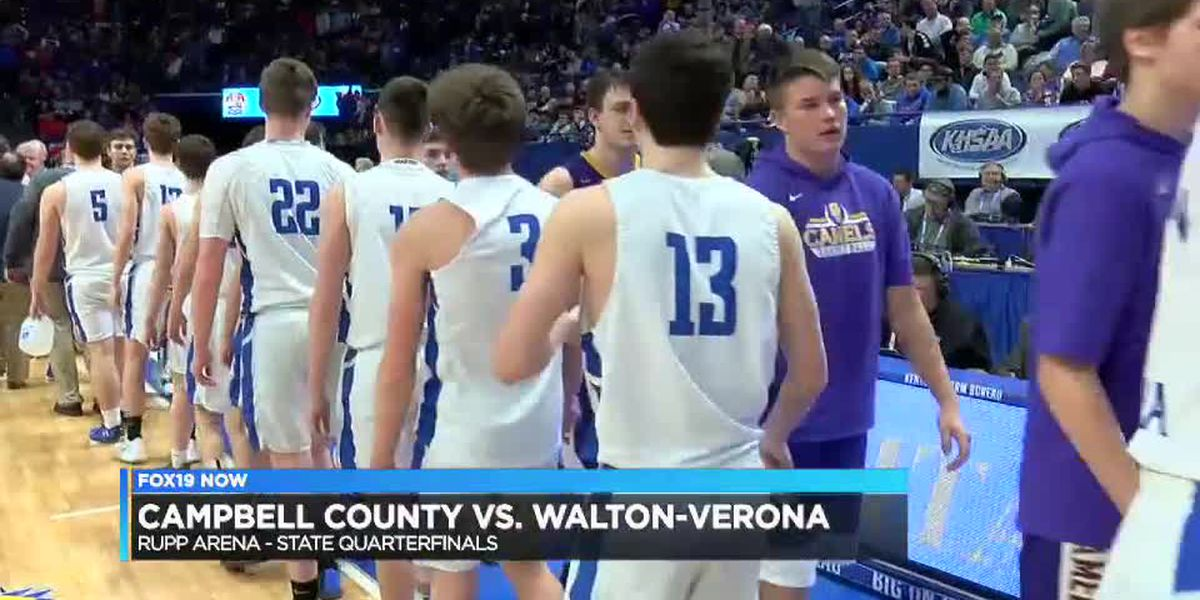 Campbell County beats Walton-Verona at Sweet 16