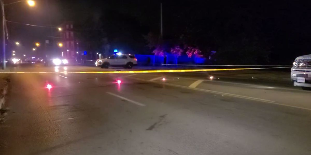 Woman killed crossing Reading Road, police looking for driver
