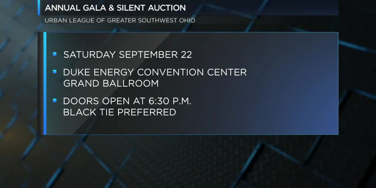 Preview of the Urban League's Gala and Silent Auction
