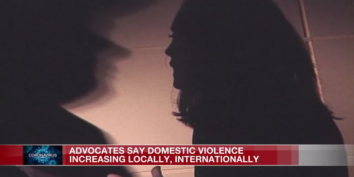 Advocates say domestic violence increasing locally, internationally