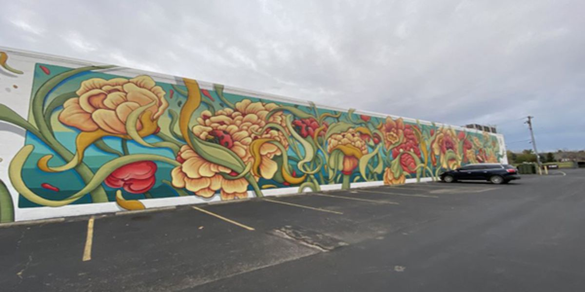 StreetSpark completes 14th mural in City of Hamilton