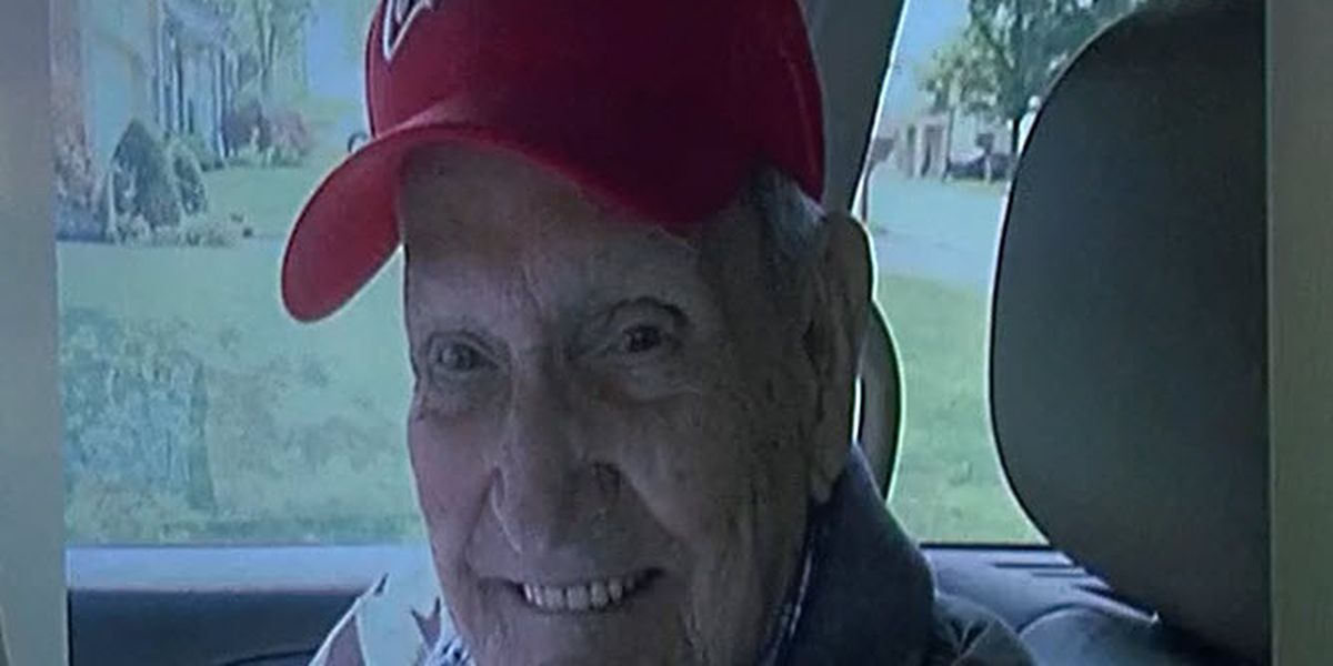 Northern Ky. man turns 102 years young, dishes about lying on dating app at age 83