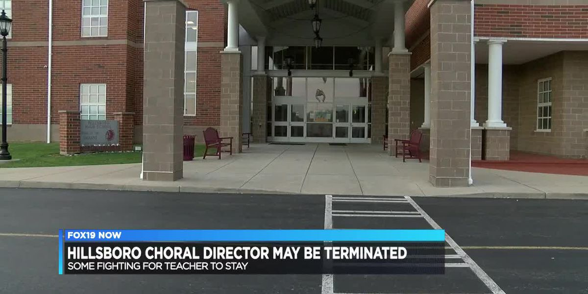 Hillsboro choral director may be terminated