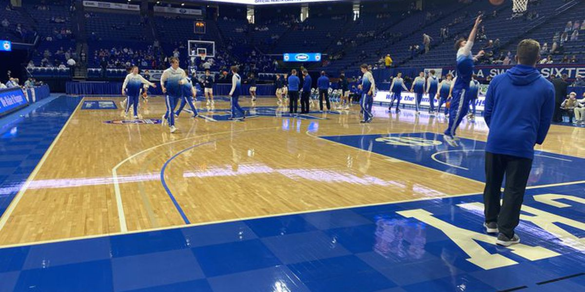 Capacity limits increased at Kentucky stadiums and arenas