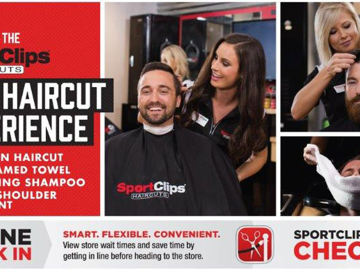 Sign Up to Win Free Haircuts for a Year from Sport Clips