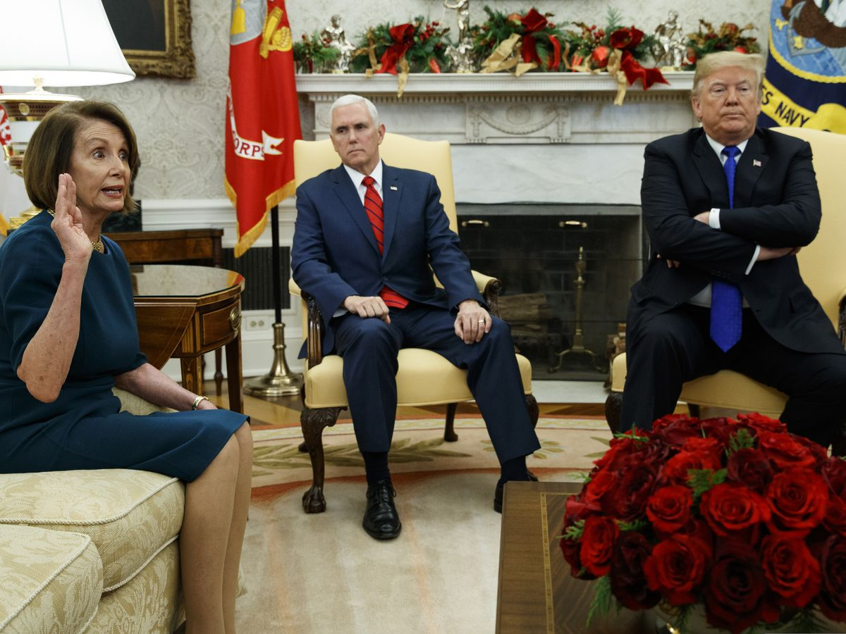 Reading between the lines of Trump's Oval Office tussle
