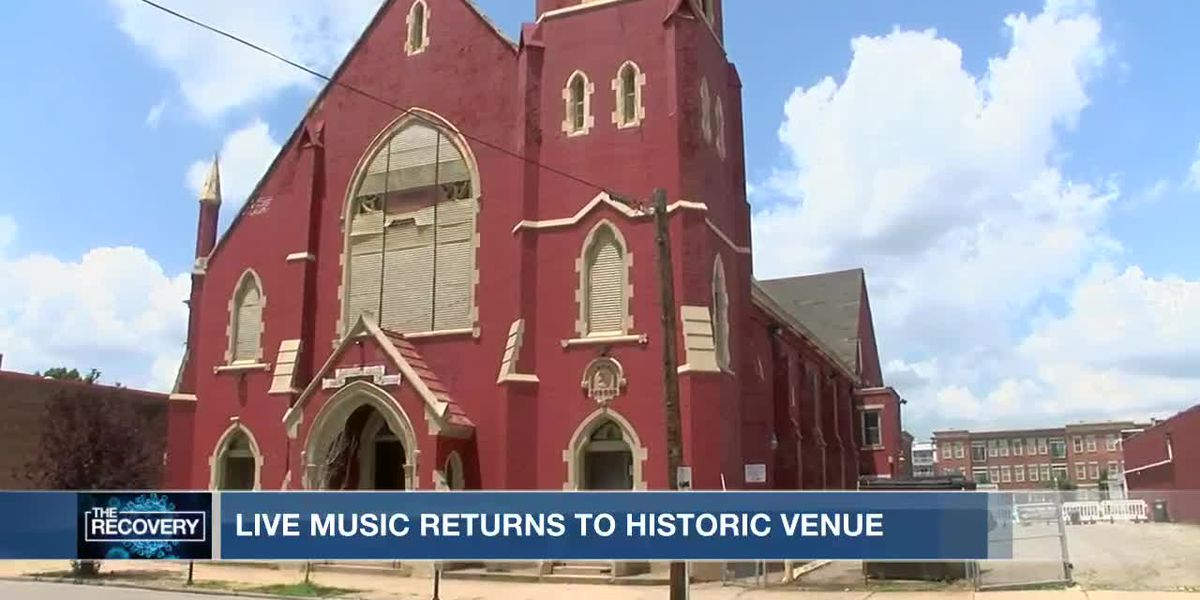 Live music returns to Southgate House Revival