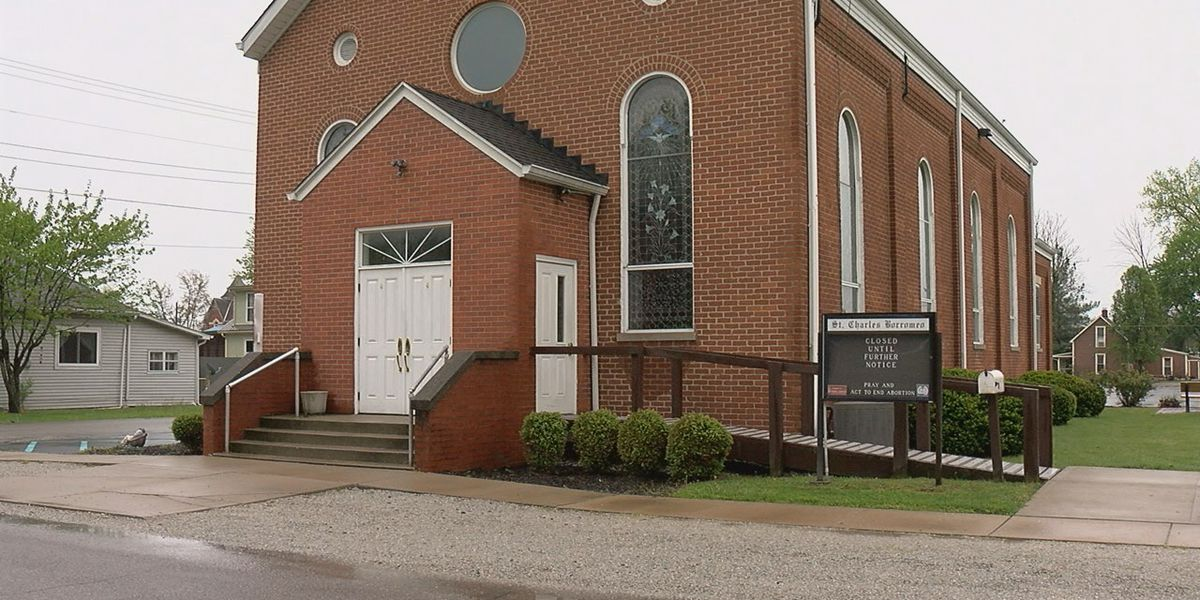 Churches allowed to reopen in Indiana, but not all of them are