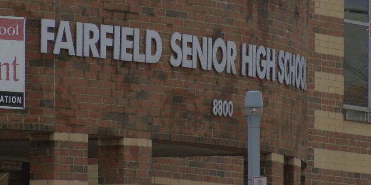 Juvenile taken into custody after lockdown at Fairfield Schools