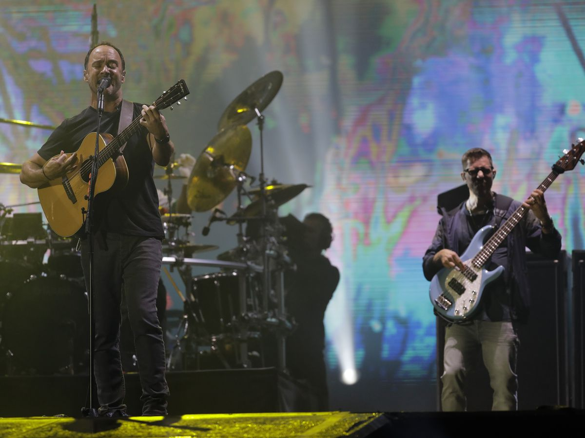 Dave Matthews Band announces new date for Riverbend concert