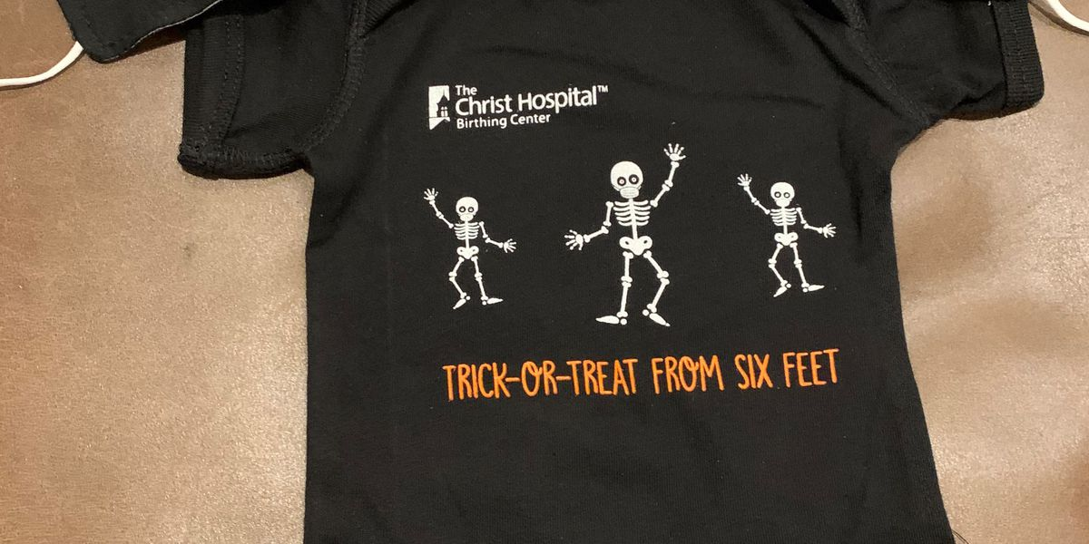 Christ Hospital offering limited-edition onesies to babies born on Halloween