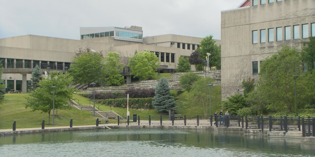 NKU ranked among country's safest college campuses