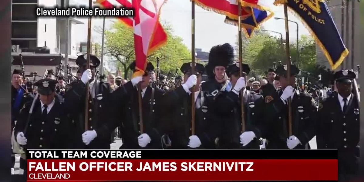 2 juveniles, 1 adult in custody in connection to murder of Cleveland Police Officer James Skernivitz