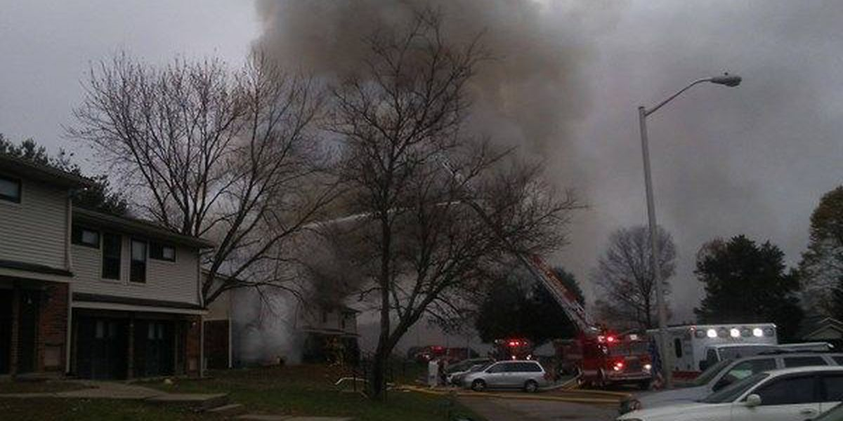 Red Cross called to help NKY fire victims