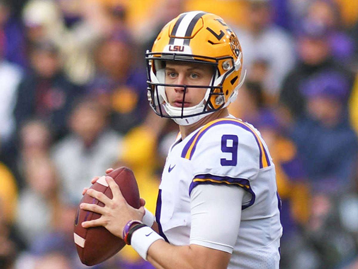 "Bengals call Joe Burrow ""impressive"" in meeting at combine"