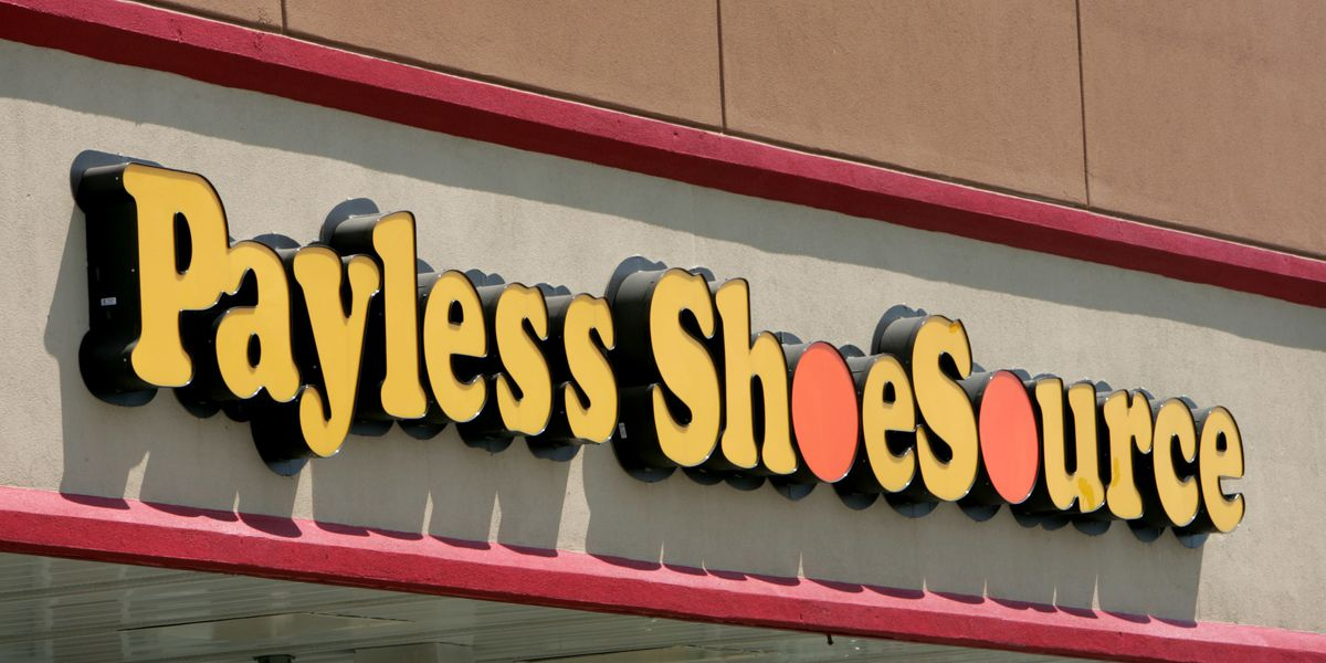 Report: Payless to file for bankruptcy, close all stores