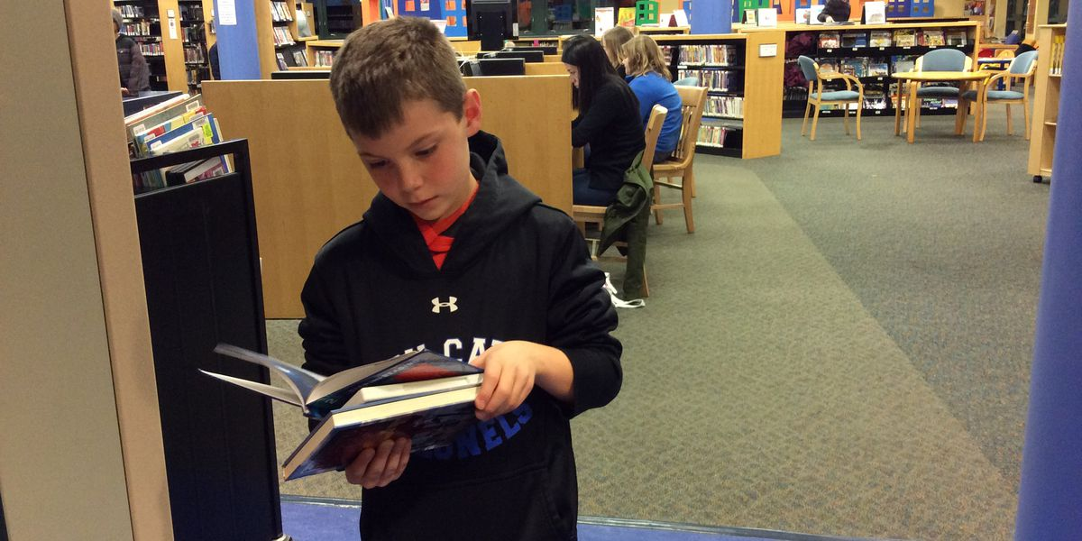 'Book-it' to the NKY library for a month free of fines in April