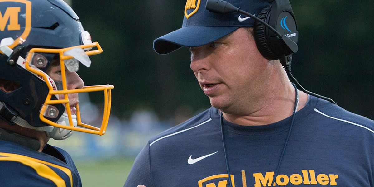 Bengals add Moeller coach to Zac Taylor's staff