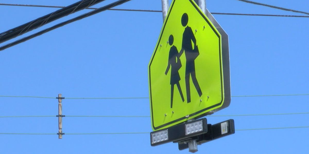 New crosswalk technology aimed at protecting Cincinnati pedestrians