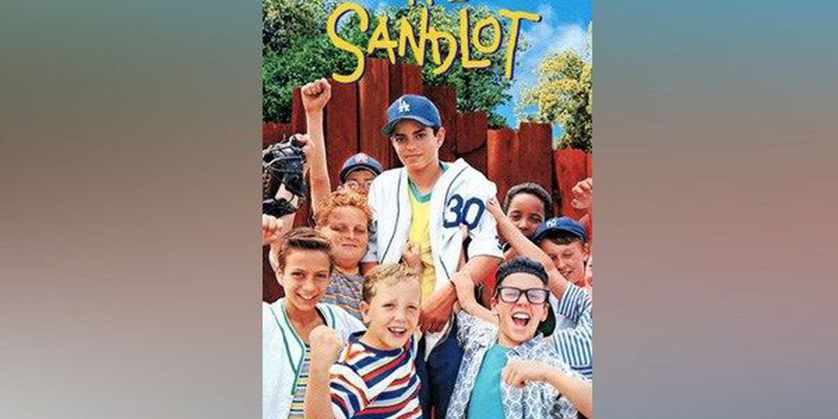 Here's where you can watch the Sandlot for free this weekend