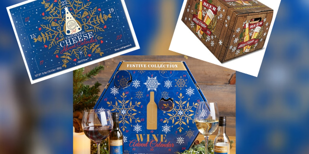 Aldi's wildly popular wine, beer, and cheese advent calendars go on sale Wednesday
