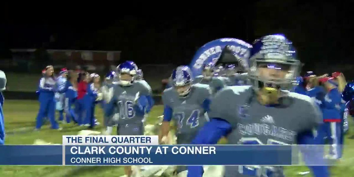 Conner edged by Clark County