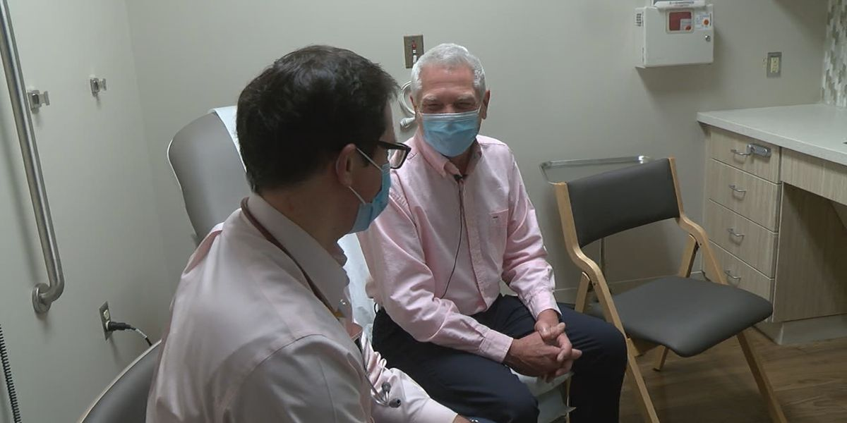 Tri-State man shares his journey of fighting breast cancer