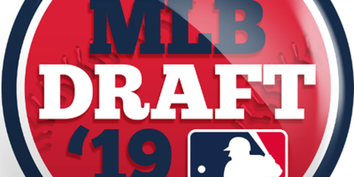 Locals picked in Major League Baseball Draft