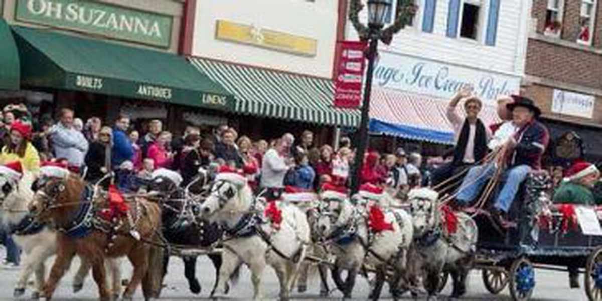 Lebanon's horse drawn carriage parade canceled due to COVID-19