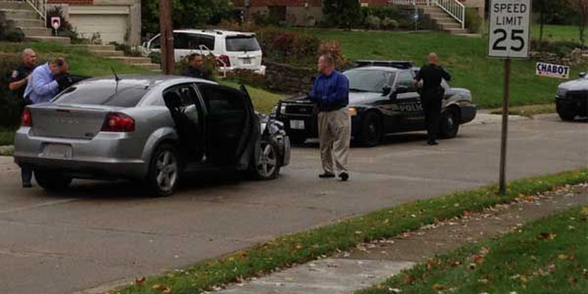 Armed robbery suspects lead Springfield Township police on pursuit