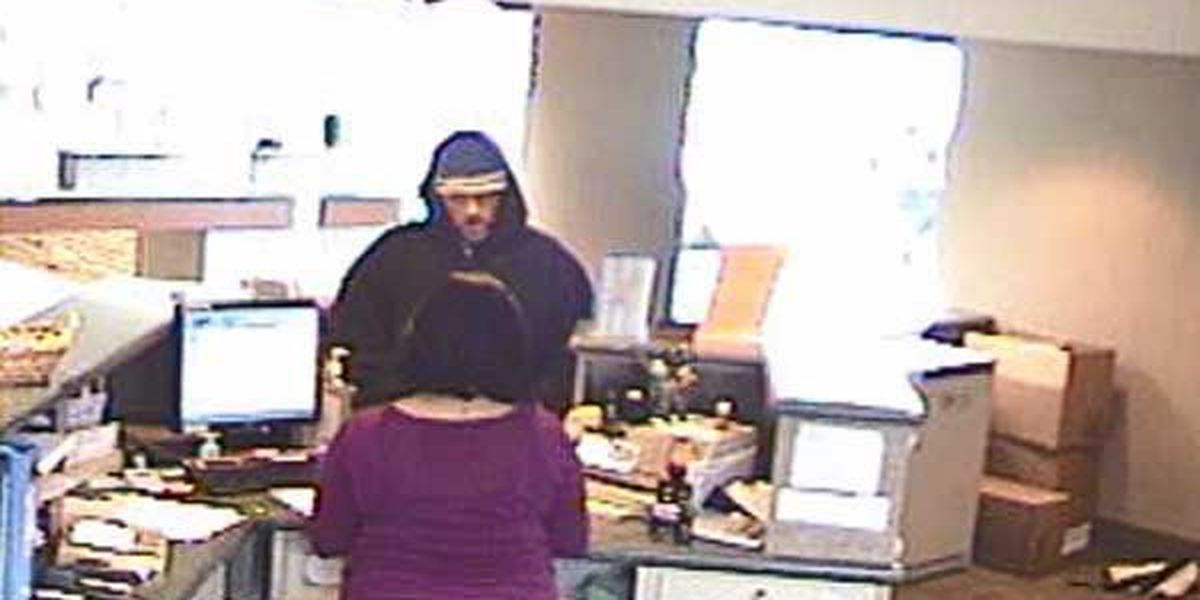 Police search for Norwood bank robbery suspect