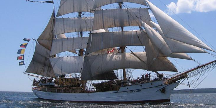 Tall Ships Festival sails into Cleveland this weekend