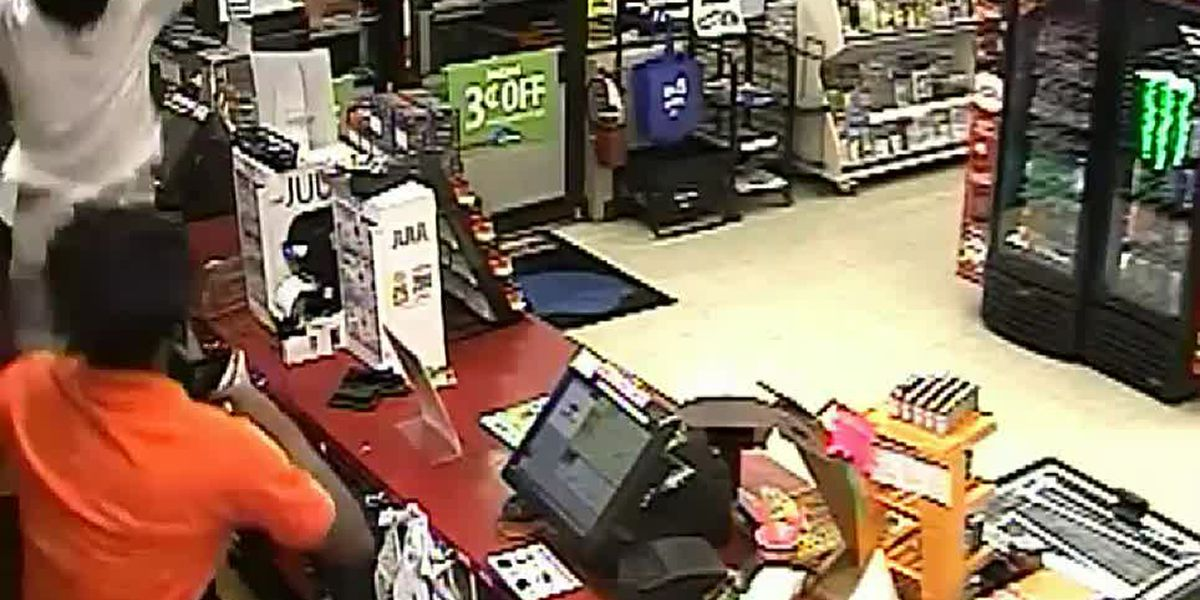 VIDEO: Clerk assaulted during West Chester UDF robbery