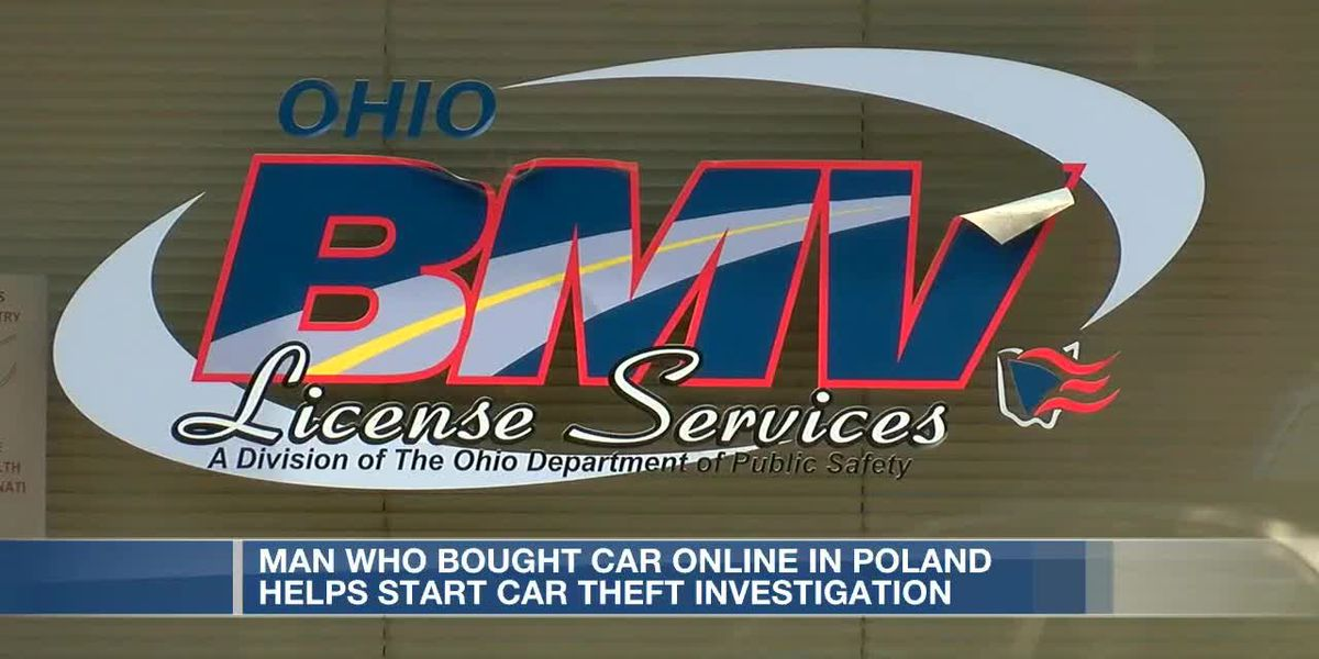 Man who bought car online in Poland helps start car theft investigation