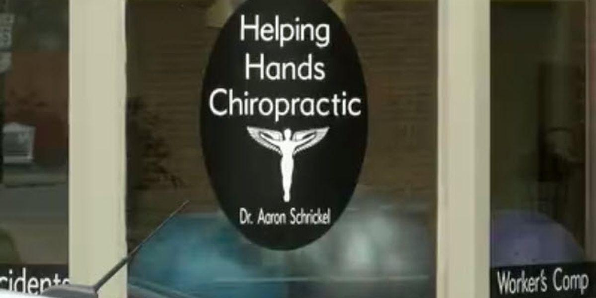 9-count complaint filed against Cincinnati chiropractor