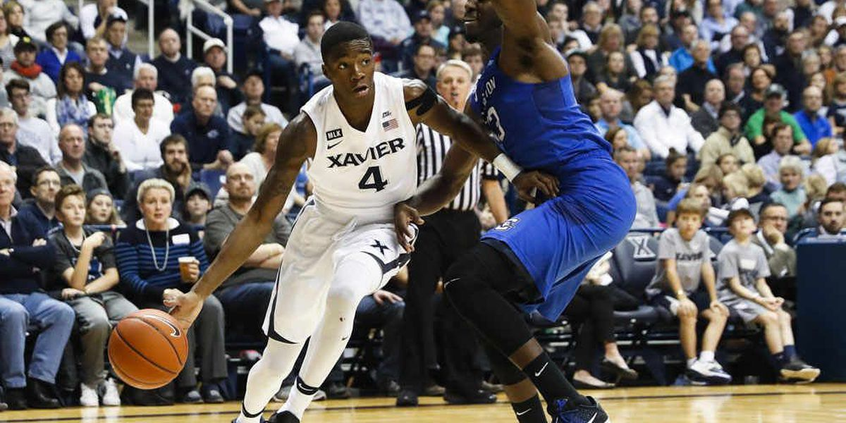 XU product Edmond Sumner reportedly agrees to deal with Pacers