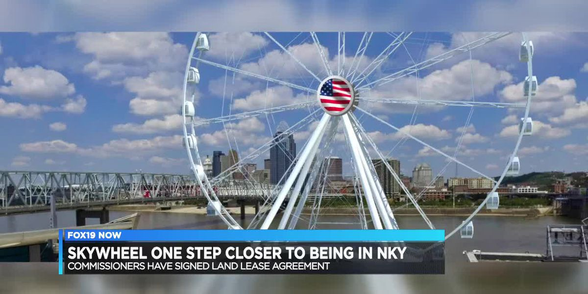 SkyWheel one step closer to being in NKY