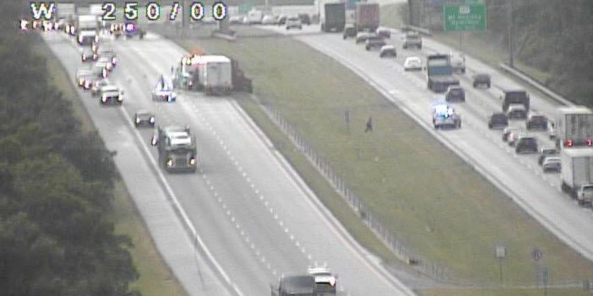 I-275 eastbound near Winton Rd. reopens after crash