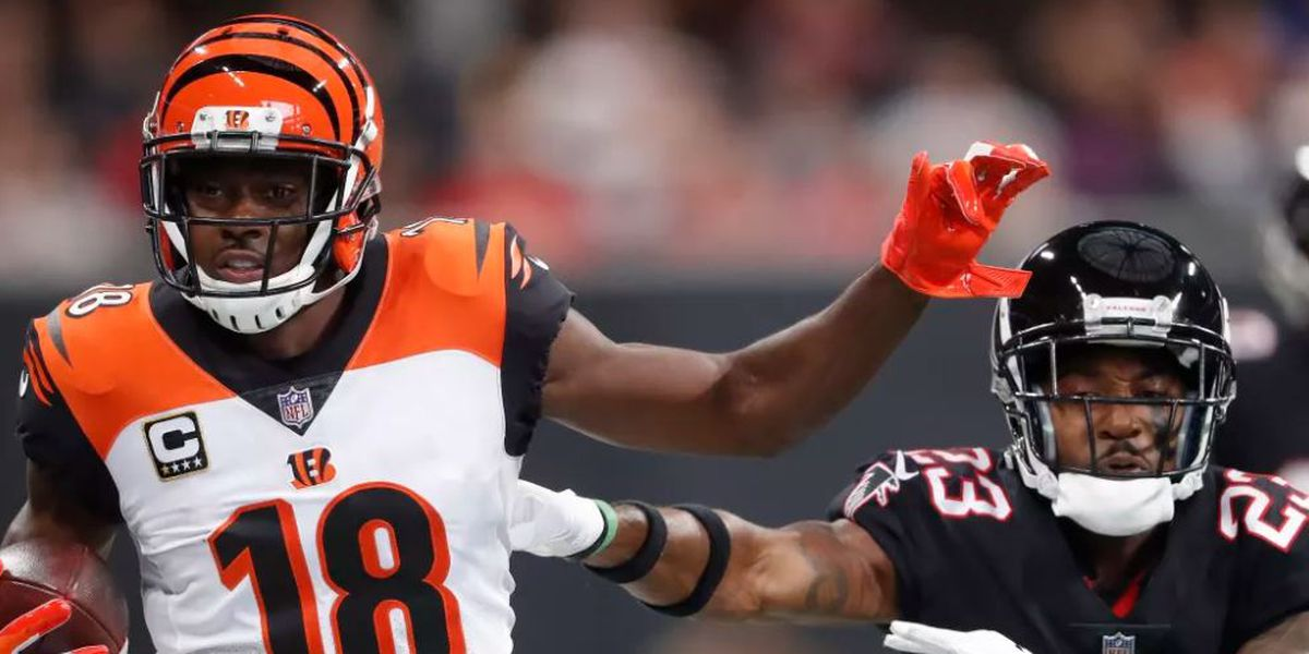 A.J. Green practices for the first time since July 27
