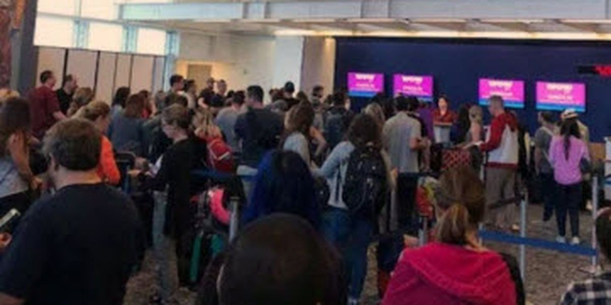 WOW air flying away from CVG permanently