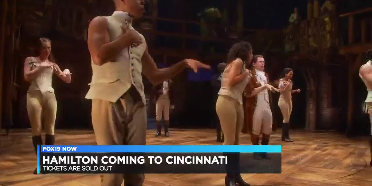 Hamilton coming to Cincinnati
