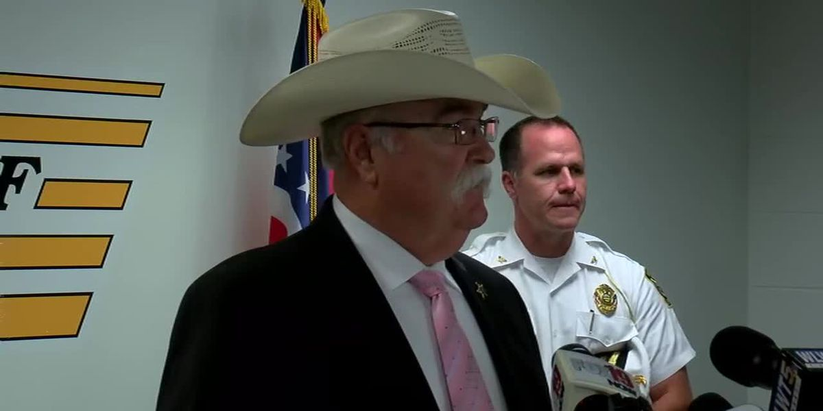 Butler Co. Sheriff Richard Jones says he won't tolerate shots being fired at his officers