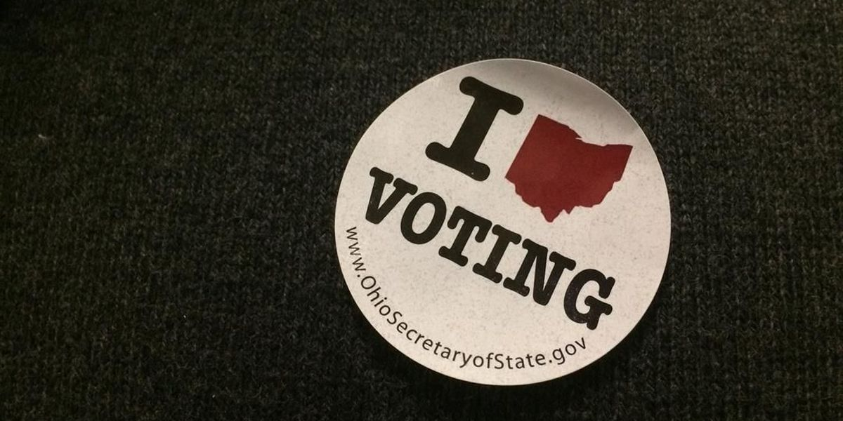 Monday the last day to register, change address before May Primary in Ohio
