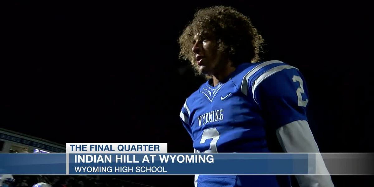 Prater carries Wyoming to undefeated season