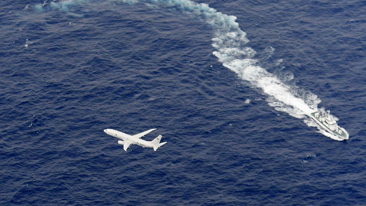 5 missing Marines declared dead in warplanes crash off Japan